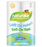 Naturale Toilet Tissue 6 Pack
