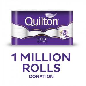 Quilton 1 Million Rolls
